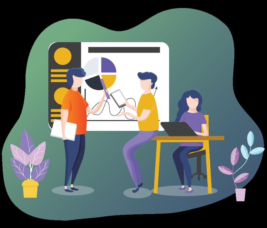 طراحی وب سایت در کانادا به صورت حضوری