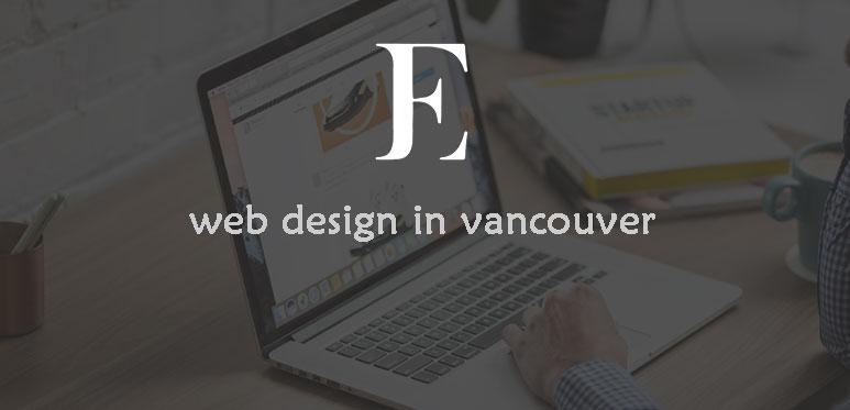 طراحی سایت در ونکوور کانادا
