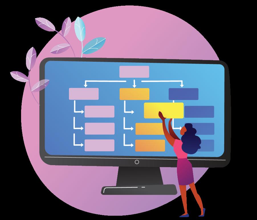 نمونه طراحی سایت حرفه ای