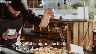 طراحی سایت رستوران در آلمان