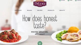 نمونه موفق طراحی سایت رستوران آلمان