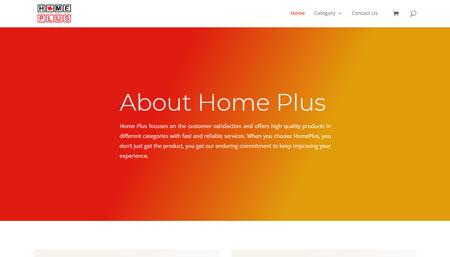 نمونه طراحی وب سایت در London, Ontario, Canada